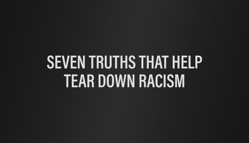 Tearing Down Racism