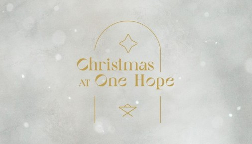 Christmas At One Hope